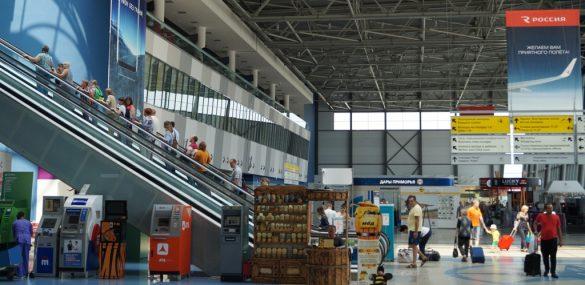 Места TAX FREE определили в международном аэропорту Владивосток