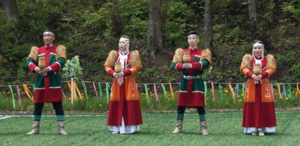 «Уруй айхал!» или как якутский Ысыах отметили во Владивостоке