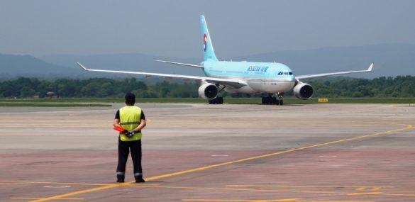 Представительство Korean Air во Владивостоке оформлением билетов заниматься не будет