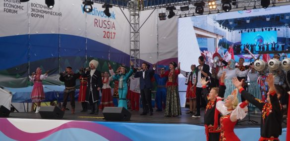 Стали известны подробности работы Улицы Дальнего Востока на ВЭФ во Владивостоке