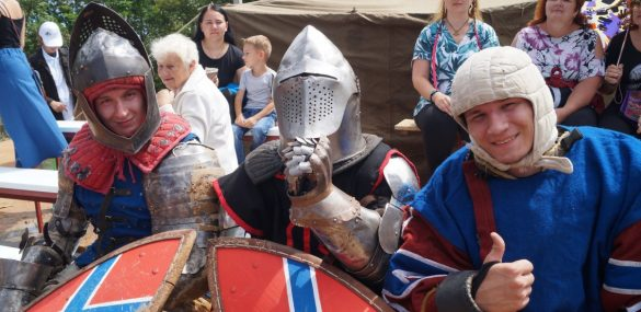 Фестиваль «Владивостокская крепость» собрал любителей истории и активного отдыха