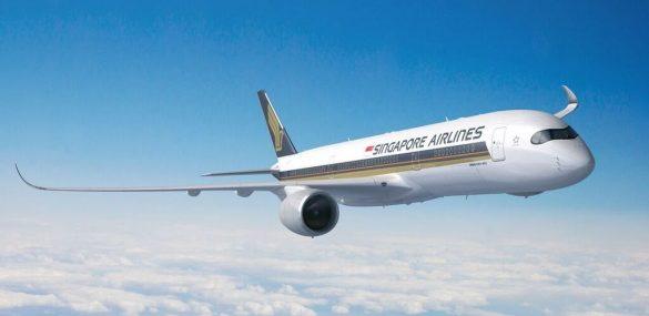 Singapore Airlines получила первый в мире лайнер Airbus для ультрадальних полетов
