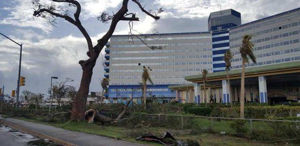 Тайфун Yutu нанёс удар по Северным Марианским островам