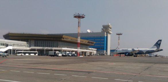Международный аэропорт Хабаровска в 2019 году обслужил более 2 млн. пассажиров