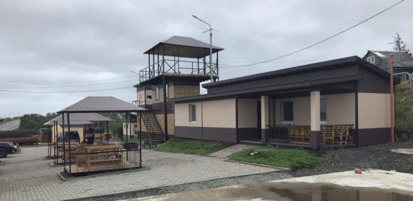 На сахалинском ДВ-гектаре открылась туристическая база