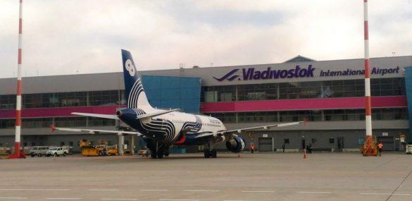 Аэропорт Владивостока обслужил более 2,5 млн. пассажиров