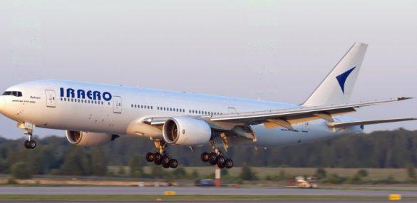«ИрАэро» планирует возобновить полеты из Владивостока в Москву в высоком сезоне