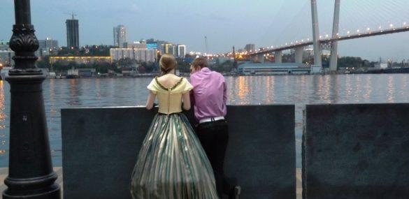 Владивосток – в тройке романтических городов России