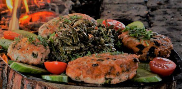 Вкусные путешествия по Камчатке