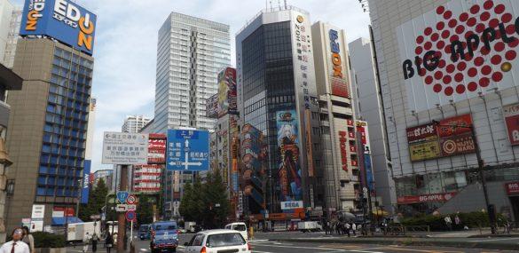Российские туристы не теряют интереса к Японии.