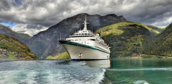 Пельмени, «Калинка» и русские церкви – Владивосток готовится к встрече лайнера Albatros