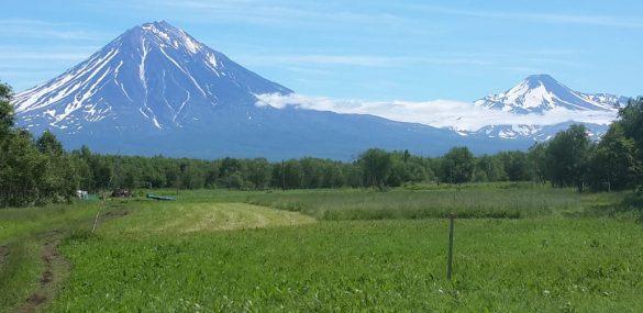 Камчатке для привлечения туристов обещают парк «Три вулкана»