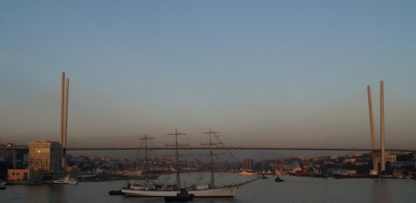 Приморье и Владивосток в топовом рейтинге у иностранных туристов