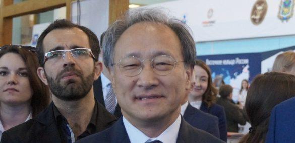 Владивосток расстается с генконсулом Республики Корея