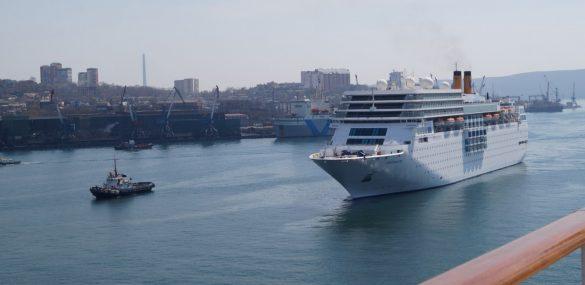Компания Costa Cruises вписала Владивосток в график круизов на 2020 год