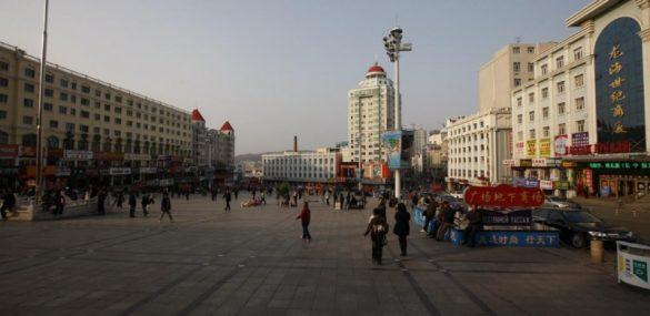 Число пассажиров на погранпереходе Суйфэньхэ-Пограничный увеличилось на треть