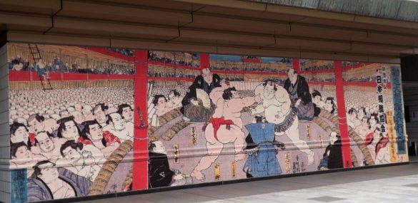 Путешествуя по Японии, знакомимся с сумо