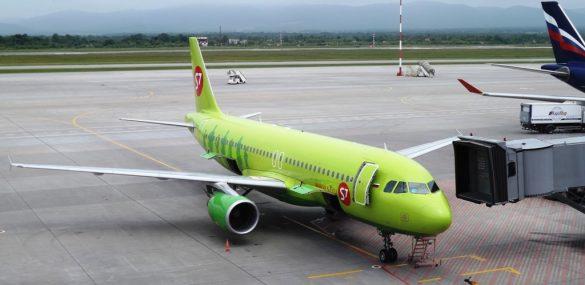 Международный аэропорт Владивосток за полгода увеличил пассажиропоток на 22%