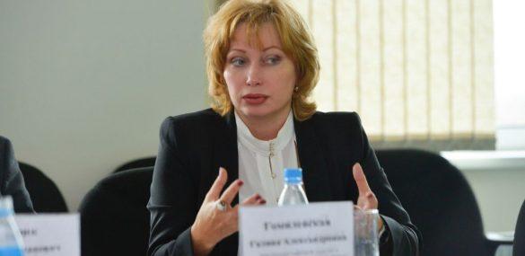 Галина Гомилевская: выпускники ВГУЭС выходят трудоустроенными профессионалами