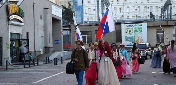 Приморье вместе с Камчаткой и Сахалином продвигает на Чеджу новый круизный маршрут