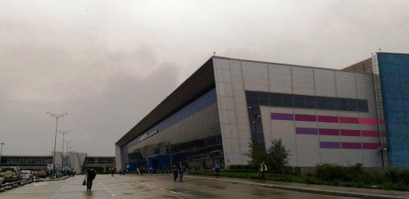 Ежедневно через аэропорт Владивостока «проходит» 14 тысяч пассажиров