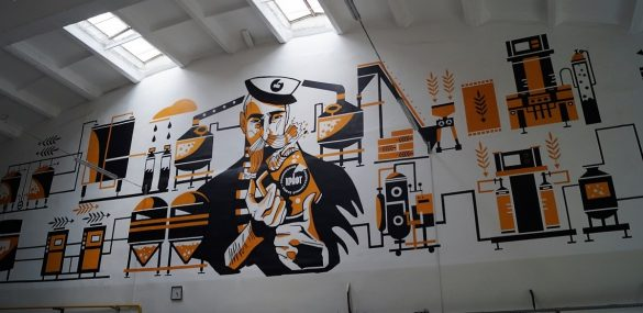 Нескучная дегустация и знакомство с производством пива от завода «Крафт» во Владивостоке