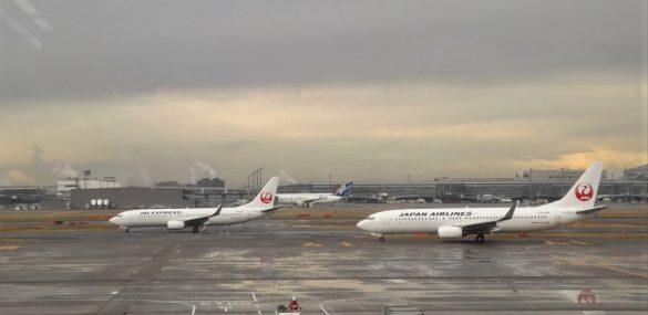 Japan Airlines летит из Токио во Владивосток