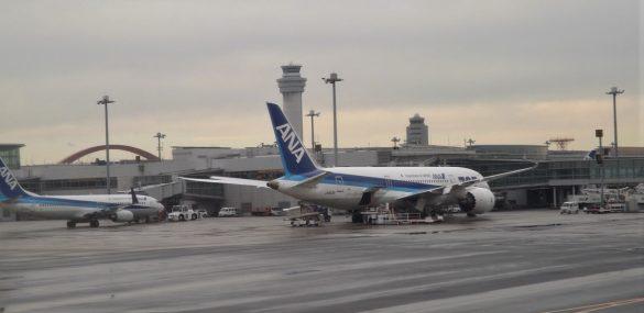 Авиакомпания ANA объявила о начале полетов во Владивосток.