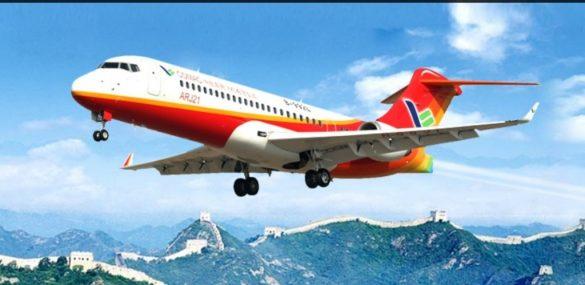«Летящий Феникс»: Владивосток первым в России примет этот самолет с туристами из Китая