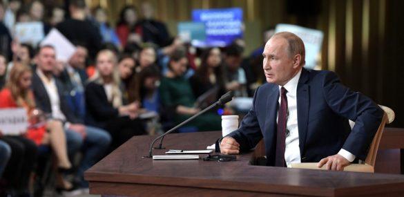 Путин о плоских тарифах и субсидиях: «Аэрофлот» нагнетает ситуацию, выдавливая деньги
