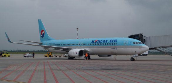 Корейские авиакомпании и местная «Аврора» стали самыми пунктуальными