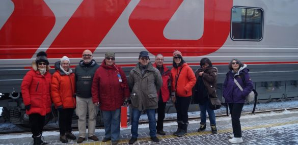 Иностранные туристы оценили комфорт новых вагонов в поезде Владивосток – Москва