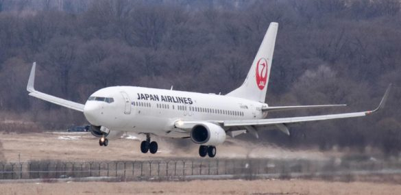 Владивосток для авиакомпании JAL и японских туристов имеет важное значение