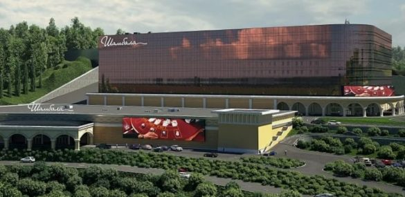 Второй игорно-развлекательный комплекс откроет двери уже в мае