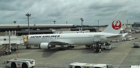 Японский авиаперевозчик Japan Airlines снимает рейсы в Россию до конца мая