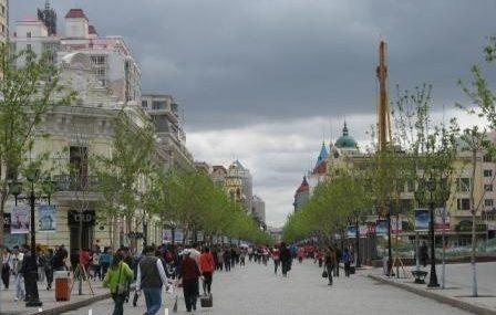 Ярмарку в Харбине перенесли на лето 2021 года