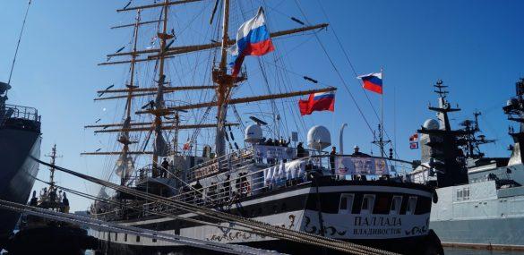 Новый туристический объект – Аллея славы мореплавателей – может появиться во Владивостоке