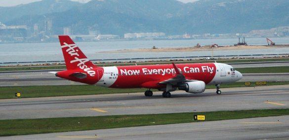 AirAsia возобновляет полеты по ЮВА