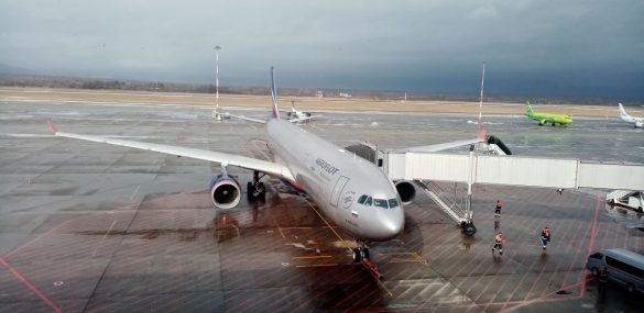 Аэрофлот сокращает частоту рейсов на Сахалин