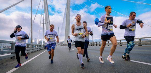 Юбилейный V Galaxy Vladivostok Marathon состоится сентябре