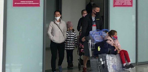 Еще более 100 человек эвакуировали сегодня в Приморье из Сеула