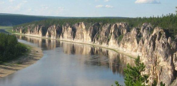 Якутия из-за вырубки лесов может лишиться одной из живописнейших рек