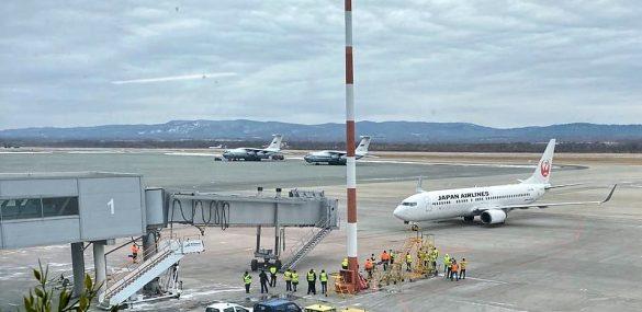 Компания JAL надеется, что полеты между Владивостоком и Токио могут возобновиться раньше