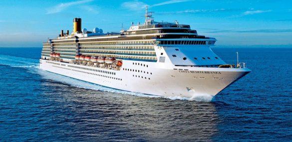 Компания Costa Cruises по-прежнему видит Владивосток в расписании своих круизов