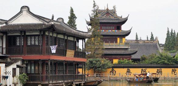 Турами по Китаю стали уже интересоваться туристы из Европы