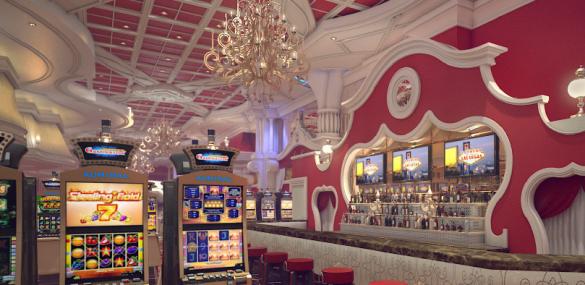 Еще одно казино откроется летом в ИРКЗ «Приморье»