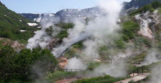 Отправиться в путешествие по Камчатке можно виртуально