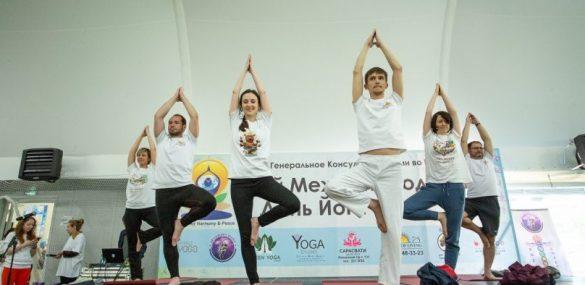 Международный день Йоги дальневосточники отметили на он-лайн площадке