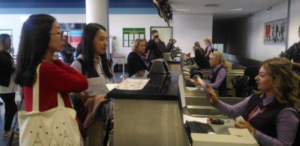 Дополнительная услуга Fast Track появилась в Международном аэропорту Владивостока