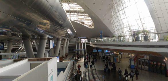 Возвращение россиян из Сеула на родину не всеми оказалось востребовано